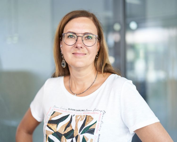 Apuesta por la confianza digital: Esther van Oirsouw, Head of Portals & Integration de EOS Technology Solutions.